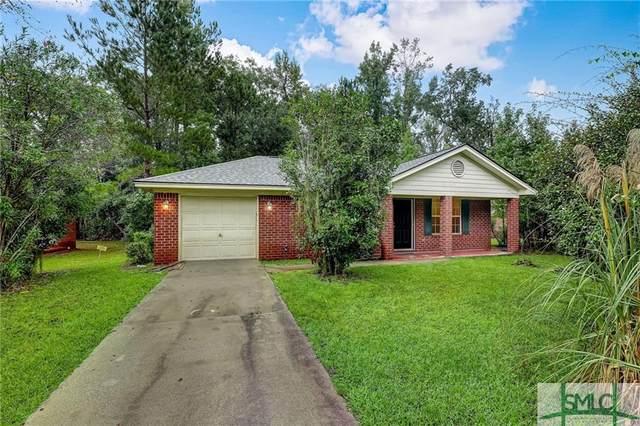 5232 Garrard Avenue, Savannah, GA 31405 (MLS #257675) :: Teresa Cowart Team