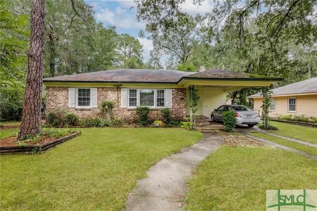 1908 Speir Street, Savannah, GA 31406 (MLS #257676) :: Coastal Savannah Homes