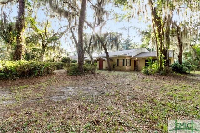 333 Island Road, Savannah, GA 31406 (MLS #257680) :: The Allen Real Estate Group