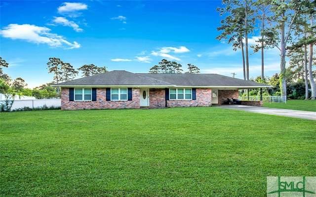 422 Gleason Court, Pooler, GA 31322 (MLS #257688) :: The Arlow Real Estate Group