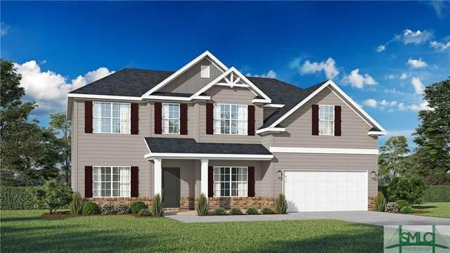 122 Loganberry Lane NE, Ludowici, GA 31316 (MLS #257689) :: Teresa Cowart Team