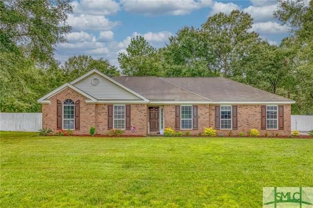 45 Alex Drive, Ellabell, GA 31308 (MLS #257692) :: The Allen Real Estate Group