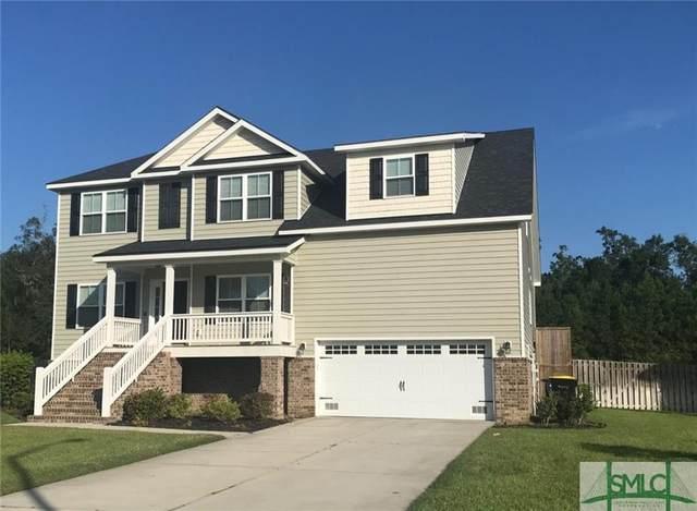 109 Terrel Mill Road, Savannah, GA 31419 (MLS #257694) :: Teresa Cowart Team