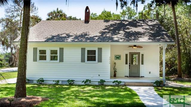 2619 Salcedo Avenue, Savannah, GA 31406 (MLS #257695) :: The Arlow Real Estate Group
