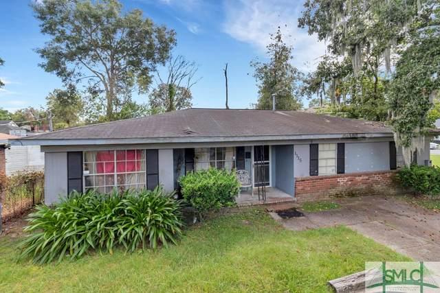 1115 W 40th Street, Savannah, GA 31415 (MLS #257696) :: The Allen Real Estate Group