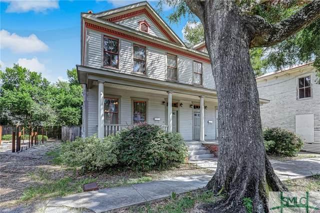 18 E 40th Street, Savannah, GA 31401 (MLS #257704) :: Coldwell Banker Access Realty