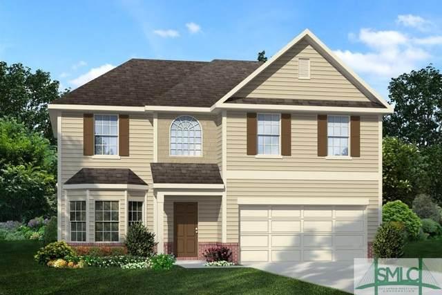 93 Loganberry Lane NE, Ludowici, GA 31316 (MLS #257708) :: The Arlow Real Estate Group