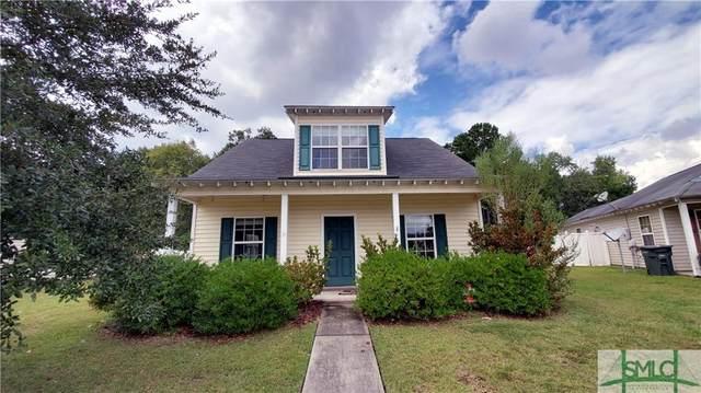 7 Rosa Lane, Savannah, GA 31419 (MLS #257709) :: Heather Murphy Real Estate Group