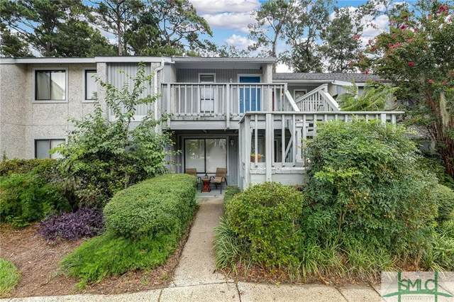 102 Oyster Shell Road 8C, Savannah, GA 31410 (MLS #257712) :: The Allen Real Estate Group