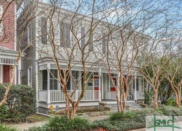 454 Price Street, Savannah, GA 31401 (MLS #257715) :: Coldwell Banker Access Realty