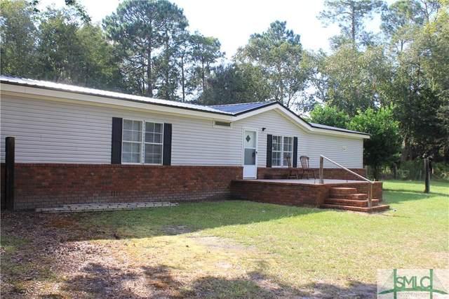 880 Toni Branch Road, Ellabell, GA 31308 (MLS #257723) :: Bocook Realty