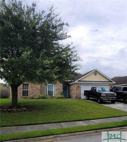 115 Aquinnah Drive, Pooler, GA 31322 (MLS #257724) :: Coldwell Banker Access Realty