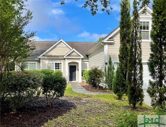 10 Verona Lane, Savannah, GA 31419 (MLS #257729) :: Coldwell Banker Access Realty