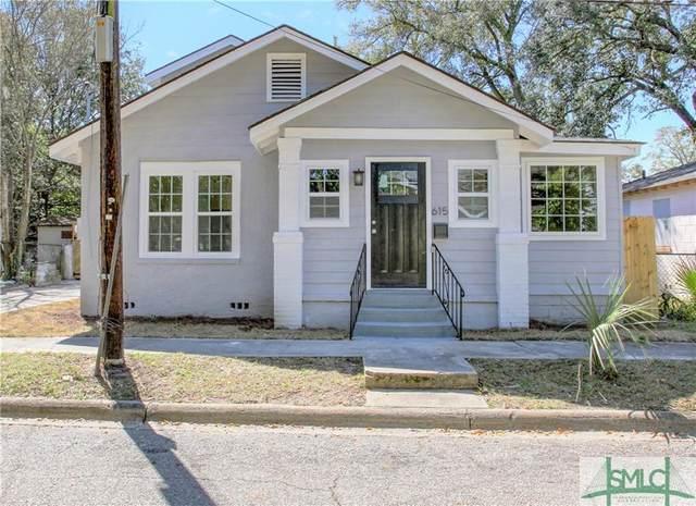 615 Orchard Street, Savannah, GA 31405 (MLS #257730) :: Teresa Cowart Team