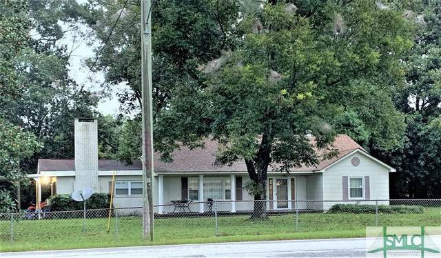 122 Cloverdale Road, Glennville, GA 30427 (MLS #257731) :: Liza DiMarco
