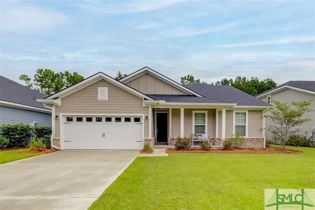 32 Misty Marsh Drive, Savannah, GA 31419 (MLS #257745) :: Teresa Cowart Team