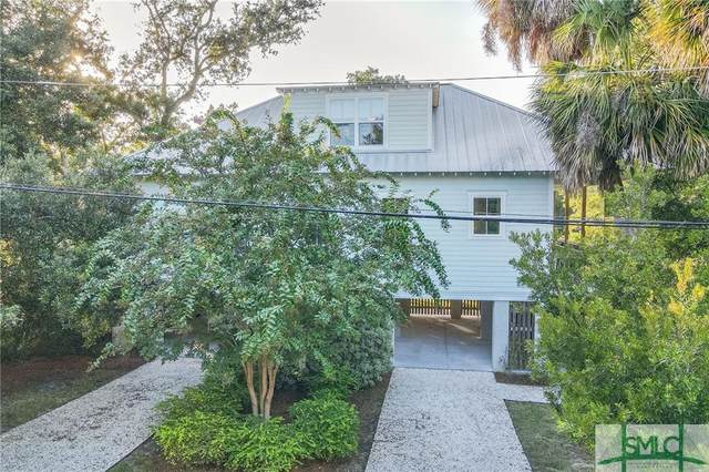 109 S Campbell Avenue, Tybee Island, GA 31328 (MLS #257746) :: Coldwell Banker Access Realty