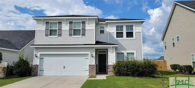 216 Lakepointe Drive, Savannah, GA 31407 (MLS #257750) :: Coldwell Banker Access Realty