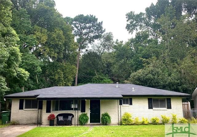 36 Merrydell Drive, Savannah, GA 31419 (MLS #257754) :: Keller Williams Coastal Area Partners