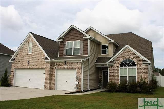 103 Cornelia Court, Guyton, GA 31312 (MLS #257756) :: Coastal Savannah Homes
