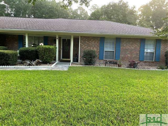 6 Paddleford Court, Rincon, GA 31326 (MLS #257763) :: The Arlow Real Estate Group
