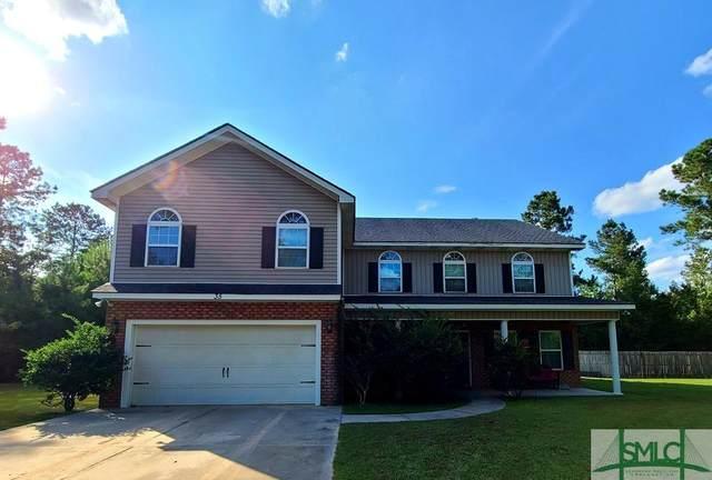 35 Swindell Street SE, Ludowici, GA 31316 (MLS #257768) :: The Allen Real Estate Group