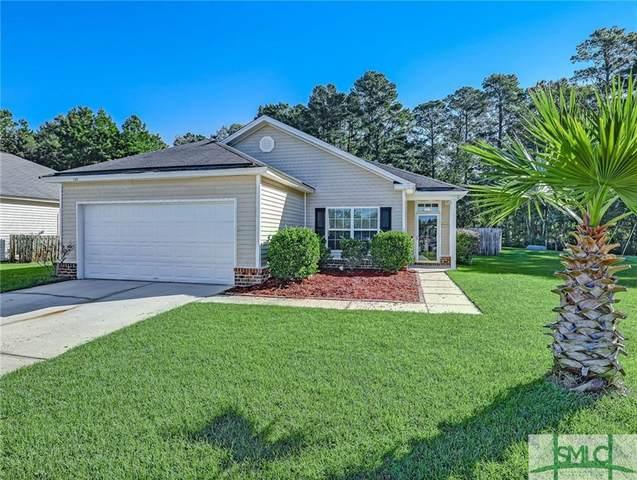 107 Alexander Way, Richmond Hill, GA 31324 (MLS #257778) :: Keller Williams Coastal Area Partners