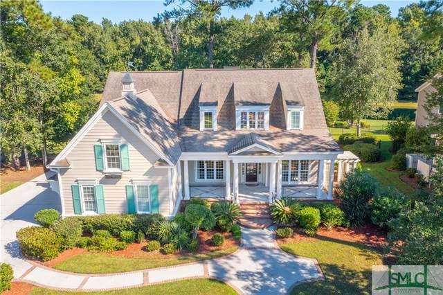 504 Forest Lakes Drive, Pooler, GA 31322 (MLS #257786) :: Coastal Savannah Homes