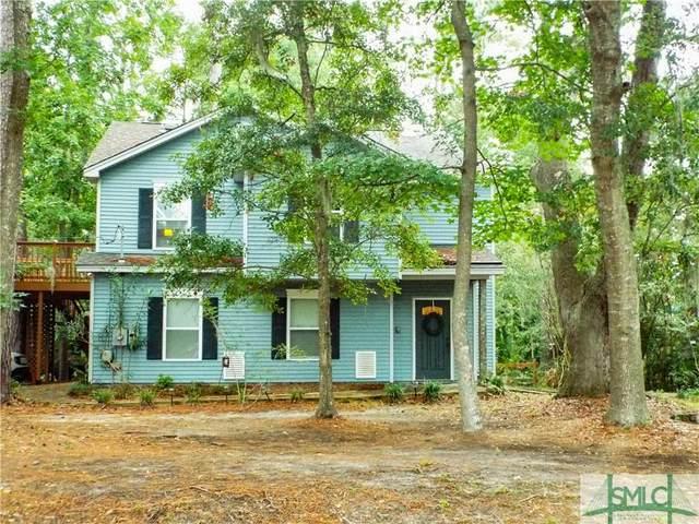 923 Betz Creek Road, Savannah, GA 31410 (MLS #257788) :: The Allen Real Estate Group