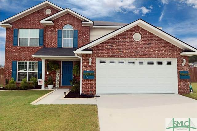 109 Broad Leaf Road, Allenhurst, GA 31301 (MLS #257792) :: Liza DiMarco