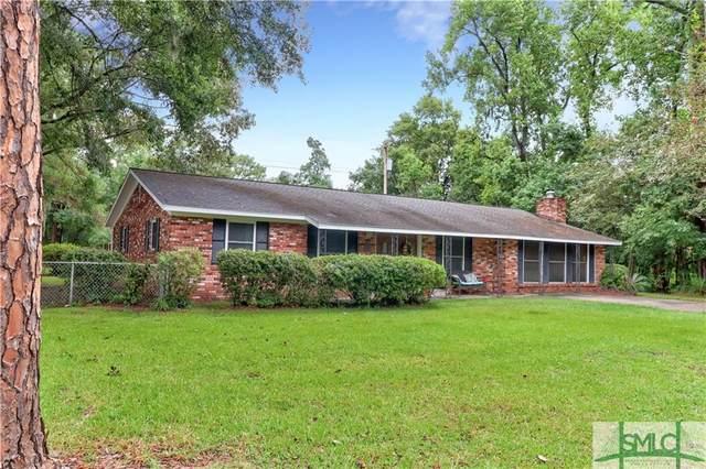 12750 Golf Club Drive, Savannah, GA 31419 (MLS #257793) :: Keller Williams Realty Coastal Area Partners