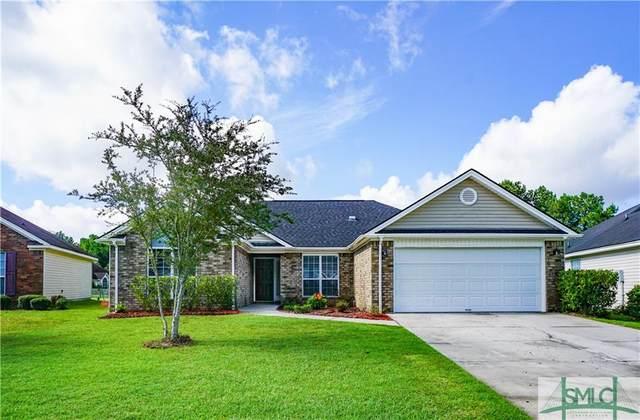 27 Carlisle Lane, Savannah, GA 31419 (MLS #257794) :: The Allen Real Estate Group