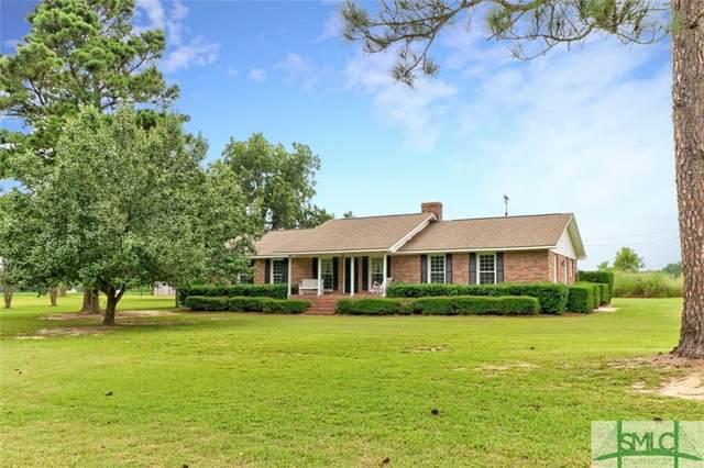 971 Hunters Road, Sylvania, GA 30467 (MLS #257795) :: Teresa Cowart Team