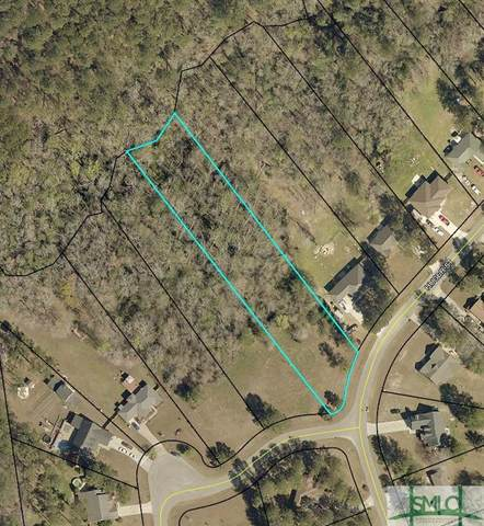 158 Huger Street, Rincon, GA 31326 (MLS #257797) :: Coldwell Banker Access Realty