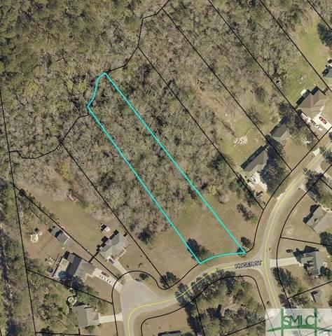 160 Huger Street, Rincon, GA 31326 (MLS #257798) :: The Arlow Real Estate Group