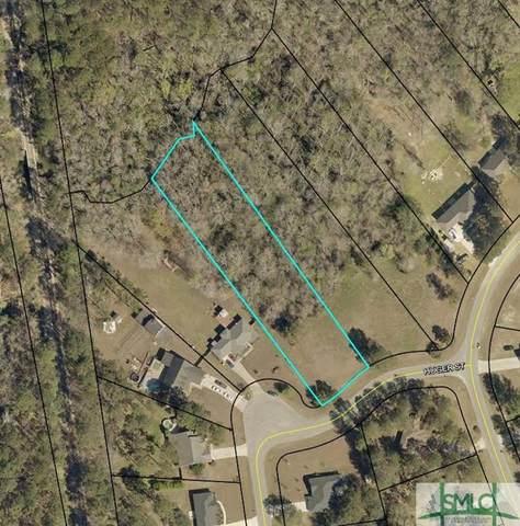 197 Huger Street, Rincon, GA 31326 (MLS #257799) :: The Arlow Real Estate Group