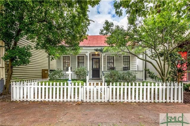 316 W Waldburg Street, Savannah, GA 31401 (MLS #257802) :: Coldwell Banker Access Realty