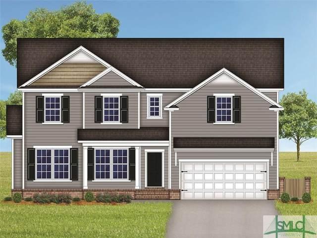149 Trail Creek Lane, Savannah, GA 31405 (MLS #257803) :: Heather Murphy Real Estate Group