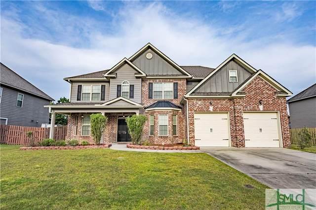 106 Broken Bit Circle, Guyton, GA 31312 (MLS #257809) :: The Arlow Real Estate Group