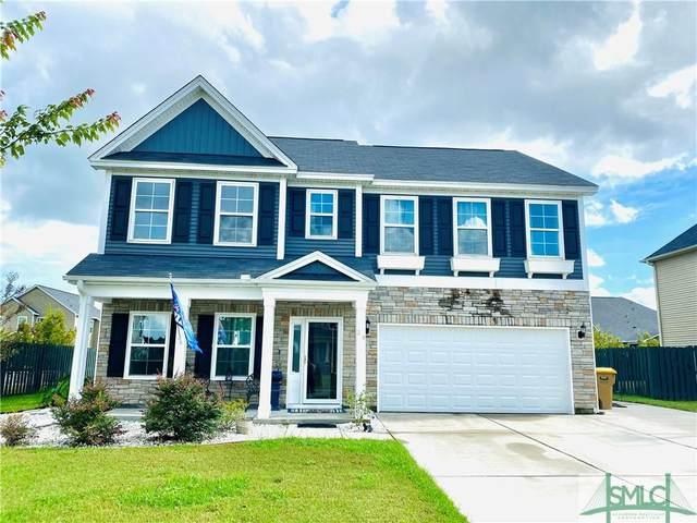 39 Gallie Cut, Richmond Hill, GA 31324 (MLS #257813) :: The Allen Real Estate Group