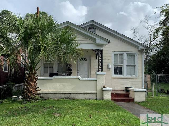 904 W 41st Street, Savannah, GA 31415 (MLS #257815) :: The Allen Real Estate Group