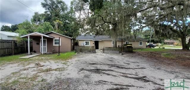 1211 Georgia Avenue, Savannah, GA 31404 (MLS #257819) :: Coldwell Banker Access Realty