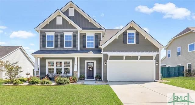 41 Hazen Drive, Richmond Hill, GA 31324 (MLS #257821) :: The Allen Real Estate Group