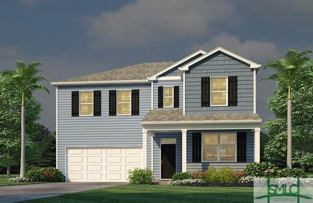 352 Brennan Drive, Richmond Hill, GA 31324 (MLS #257822) :: Team Kristin Brown | Keller Williams Coastal Area Partners