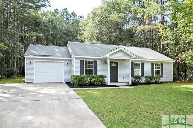 507 Cypressridge Run, Springfield, GA 31329 (MLS #257828) :: The Allen Real Estate Group