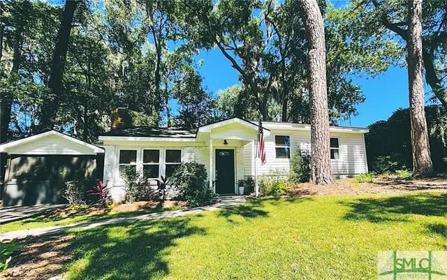1364 Lavon Avenue, Savannah, GA 31406 (MLS #257833) :: Keller Williams Coastal Area Partners