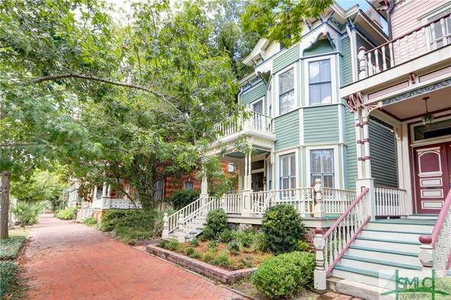 414 E Huntingdon Street, Savannah, GA 31401 (MLS #257837) :: Keller Williams Coastal Area Partners