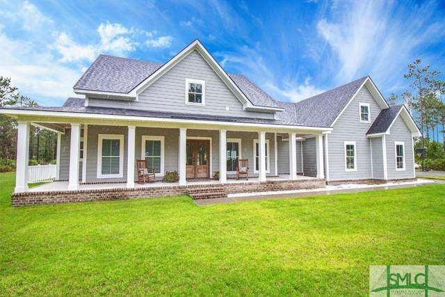 537 Kilkenny Road, Richmond Hill, GA 31324 (MLS #257838) :: Coldwell Banker Access Realty