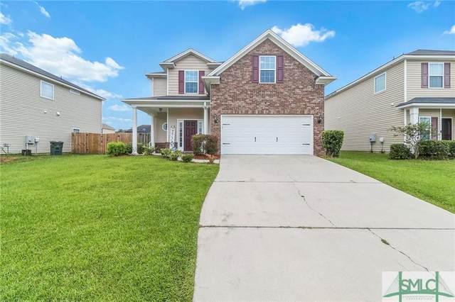 212 Calm Oak Circle, Savannah, GA 31419 (MLS #257841) :: The Arlow Real Estate Group