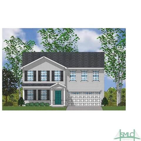 225 Caroline Way, Guyton, GA 31312 (MLS #257843) :: Keller Williams Realty Coastal Area Partners